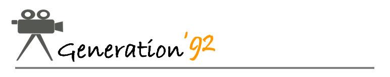 generation 92 logo