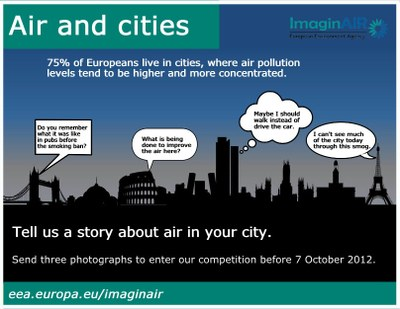 Air and cities