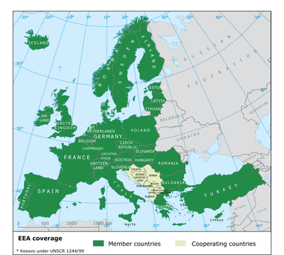 EEA member countries