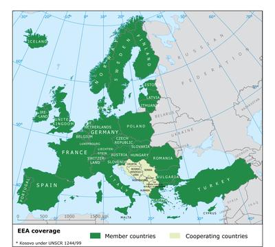 EEA member countries