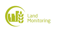 Land monitoring logo