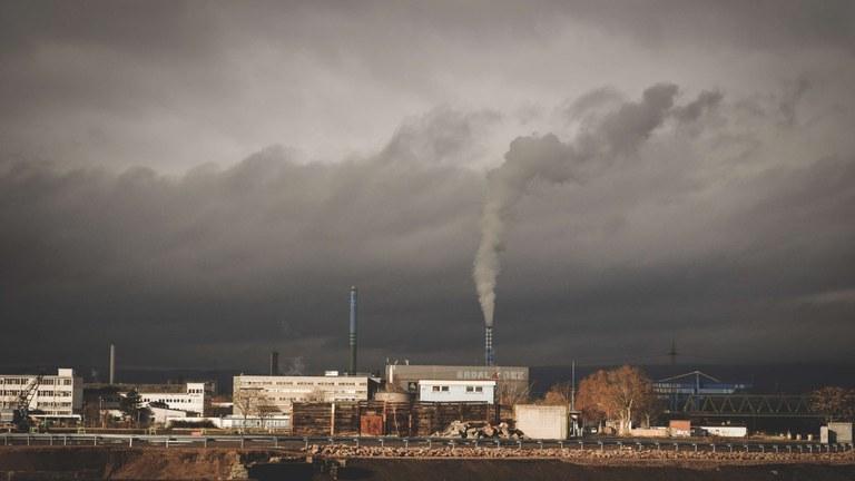 Air pollutant emissions