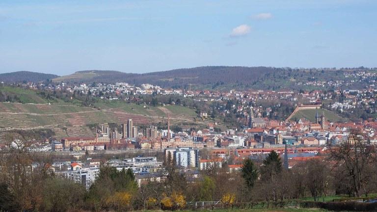Urban land expansion