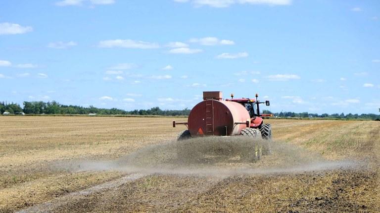 Agricultural land: nitrogen balance — European Environment
