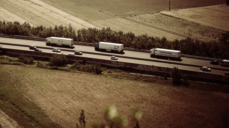 Transport greenhouse gas emissions