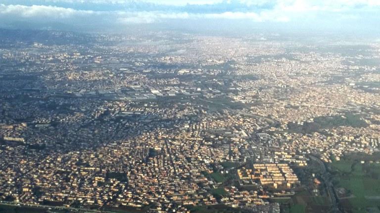 Urban land take