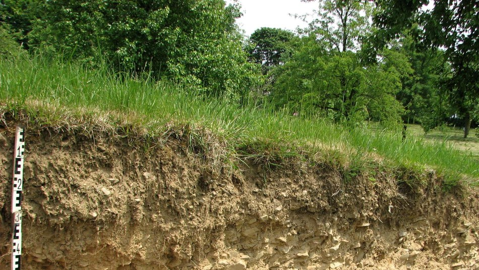 Land and soil losing ground to human activities european for Land and soil resources definition
