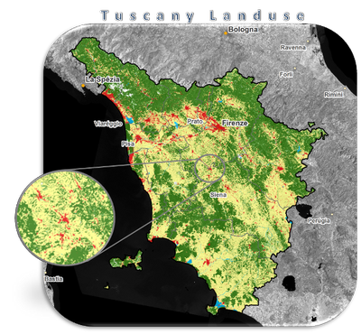 Tuscany Land Cover