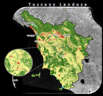 Tuscany Land Cover