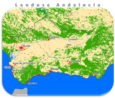 Andalusia Land Cover