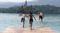 Качеството на водите за къпане в ЕС остава високо