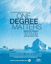 One Degree Matters poster
