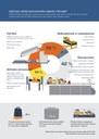 Jaké jsou zdroje potravinového odpadu v Evropě?