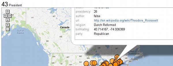 daviz.map