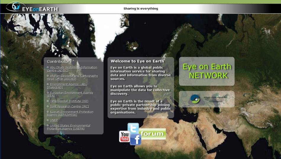 Eye On Earth network