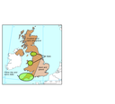 Aggregate extraction across the United Kingdom, 2005