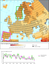 Trends in cool nights across Europe