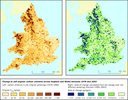 Changes in soil organic carbon content across England and Wales between 1978 and 2003