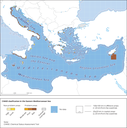 CHASE classification in the Eastern Mediterranean Sea