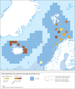 CHASE classification in the Iceland Sea, Norwegian Sea and Barents Sea