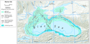 Distribution of anchovy