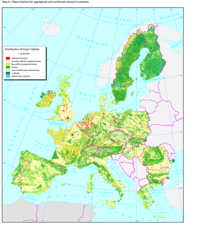 http://www.eea.europa.eu/data-and-maps/figures/distribution-of-major-habitats/map8_1.ai/image_large