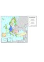 Distribution of Nationally designated areas (CDDA) - site boundaries