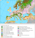 Global land cover 2000 - 250m
