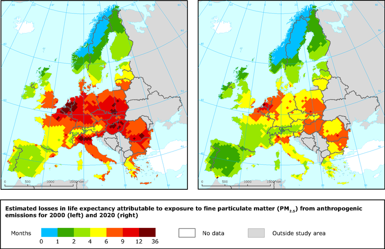 http://www.eea.europa.eu/data-and-maps/figures/health-impact-of-pm-mass-concentrations-g-m3-loss-in-statistical-life-expectancy-months-that-can-be-attributed-to-anthropogenic-contributions-to-pm2-5-for-the-year-2000-left-and-for-2020-right-for-the-cafe-baseline-scenario/figure-3-11-air-pollution-1990-2004.eps/image_large