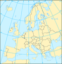 Location of the EuroCat river catchments (and sub-catchments) andthe catchments investigated by the Moneris model within other European, international and national projects
