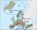 Macro Regions in Europe and Arctic