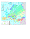 Map of European Biogeographic Regions - Adopted in 1997