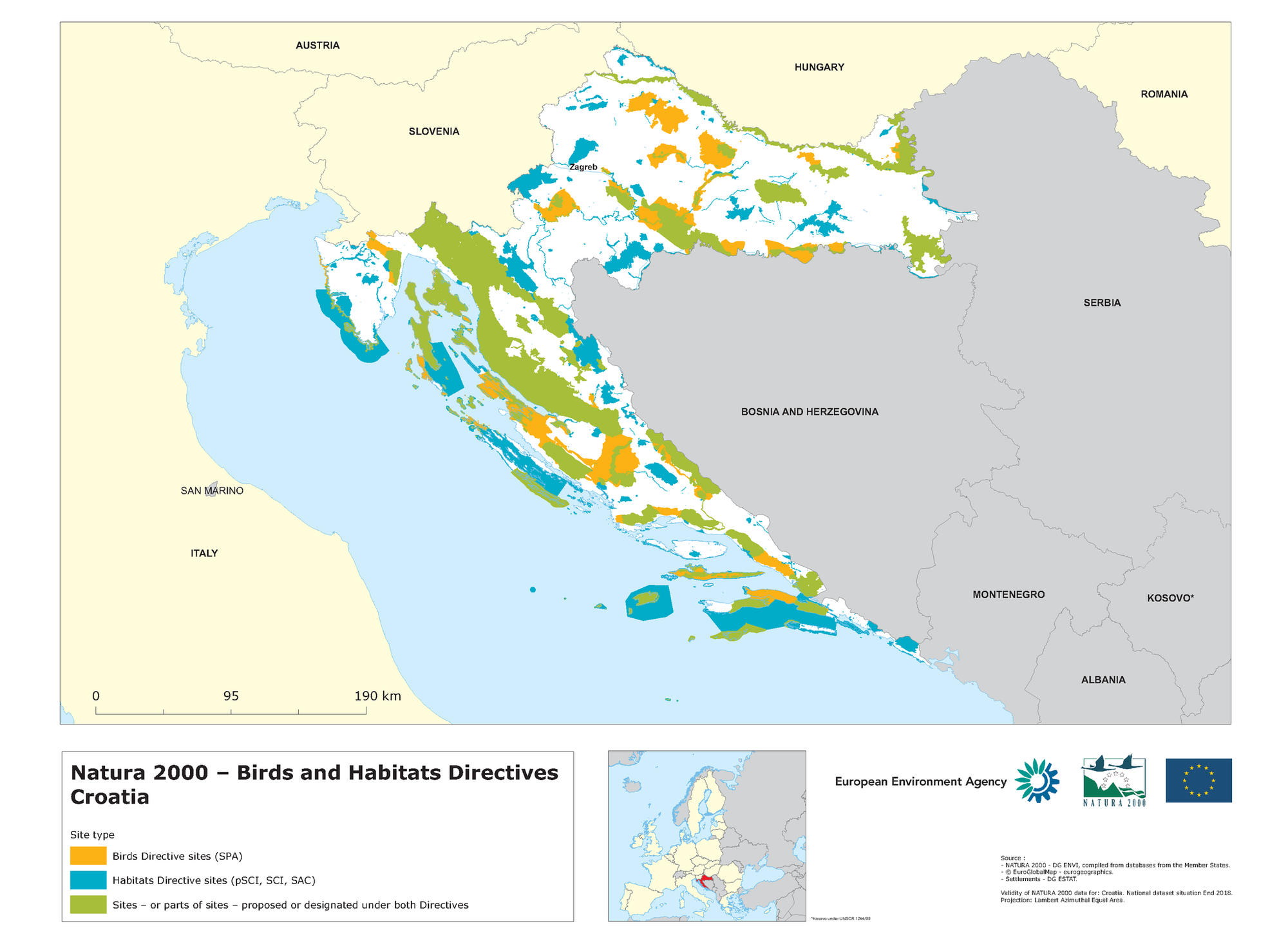 Croatia European Environment Agency