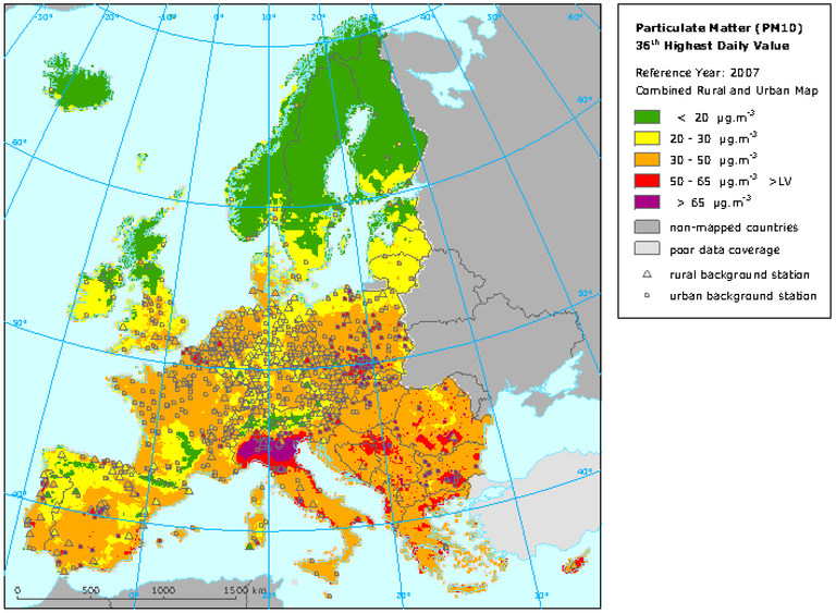 http://www.eea.europa.eu/data-and-maps/figures/pm10-36th-highest-daily-value-2007/pm10-36th-maximum-daily-average/image_large