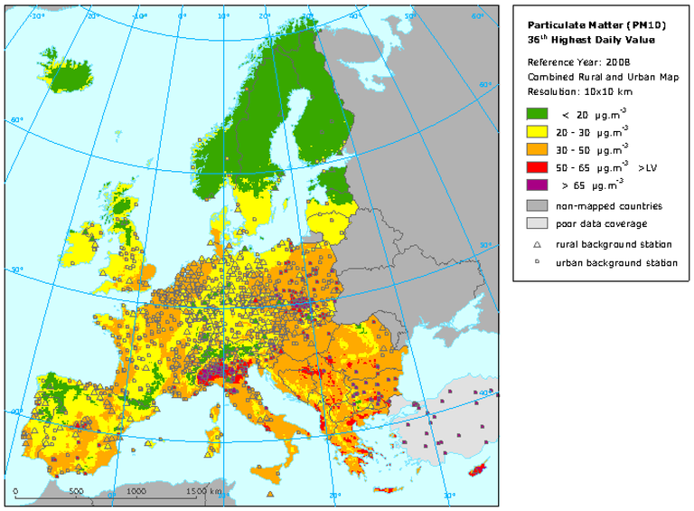 http://www.eea.europa.eu/data-and-maps/figures/pm10-36th-highest-daily-value-2008/pm10-36th-maximum-daily-average/image_large
