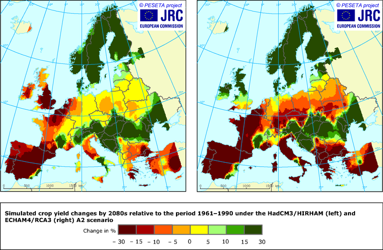 http://www.eea.europa.eu/data-and-maps/figures/projected-crop-yield-changes-between-the-2080s-and-the-reference-period-1961-1990-by-two-different-models/map-7-4-climate-change-2008-projected-crop-yield-changes.eps/image_large