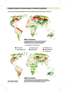 Projected impacts of climate change on terrestrial ecosystems