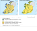 Reclassification of Corine Land Cover categories into the hemeroby scale