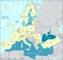 Regional sea characteristics