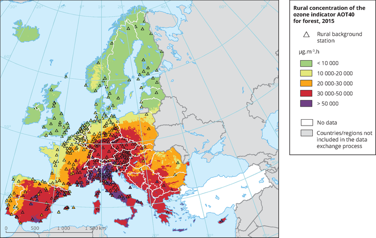 map package — European Environment Agency