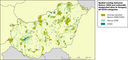Spatial overlap between Natura 2000 and nationally designated sites in Hungary, all IUCN categories