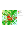 Stockholm, Sweden: green and red finger zoning plans