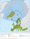 The Arctic Region in relation to European countries