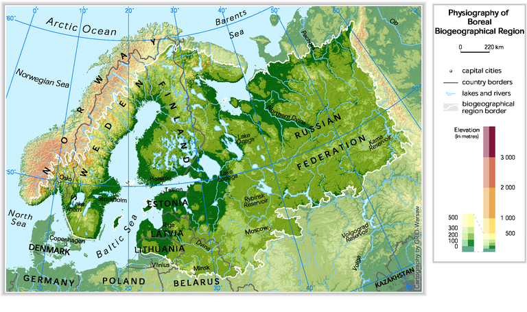 https://www.eea.europa.eu/data-and-maps/figures/the-boreal-biogeographical-region-physiography-elevation-pattern-main-lakes-and/bor1_physical.eps/image_large