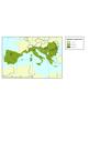 Vegetation quality index map