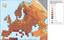 Global and European temperature