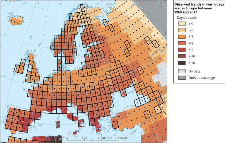 Global and european temperature european environment agency publicscrutiny Choice Image