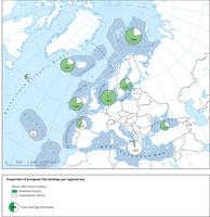Status of marine fish and shellfish in European seas