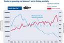 The North Sea Cod (Gadus morhua) stock