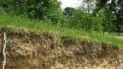 Land- und Bodenverbrauch durch menschliche Eingriffe